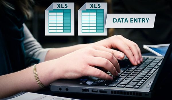 Various Tasks Carried Out in Outsourcing Excel Data Entry