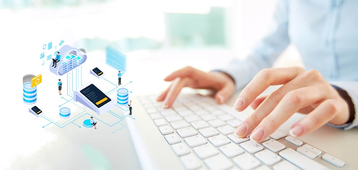 product data entry